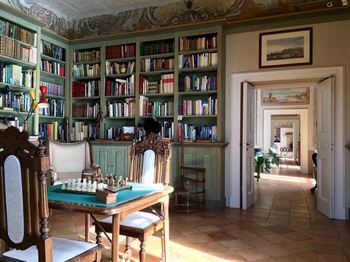 The old library - L'antica libreria