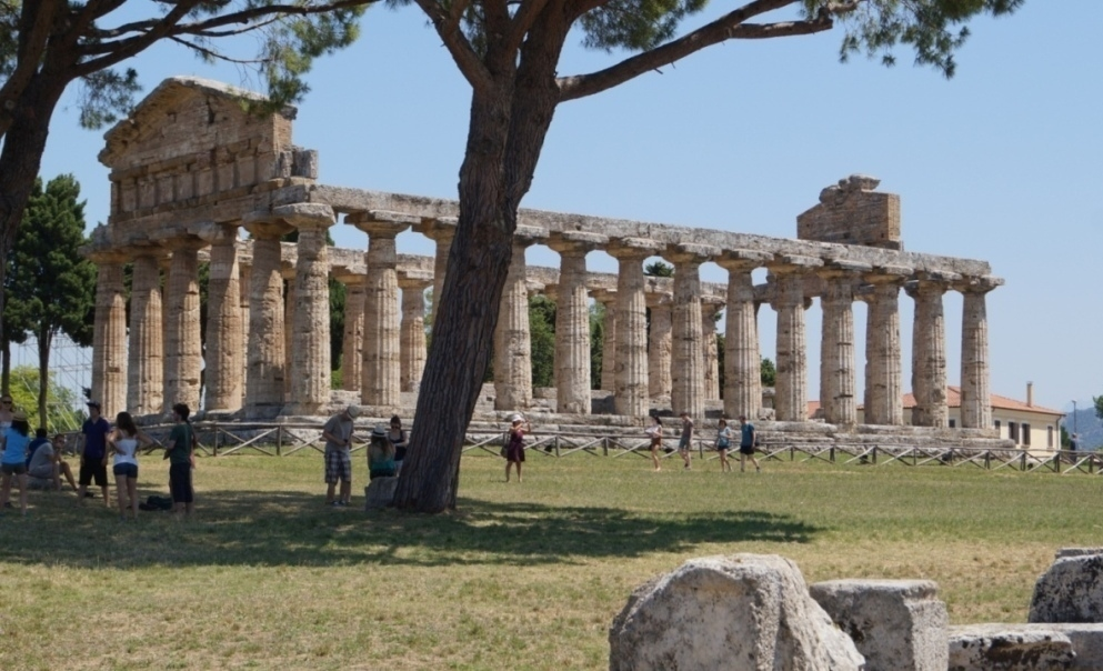 Paestum - Archaeologic site