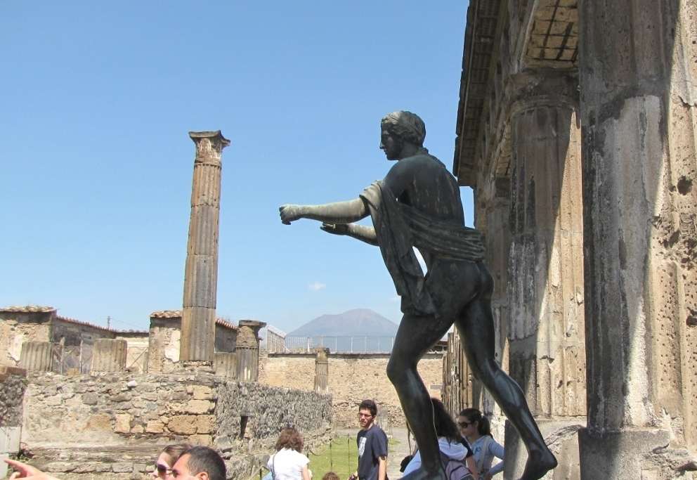 Pompeii - Archaeologic site tour