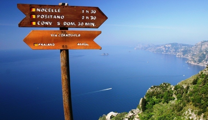 Trekking & hiking on the Amalfi Coast