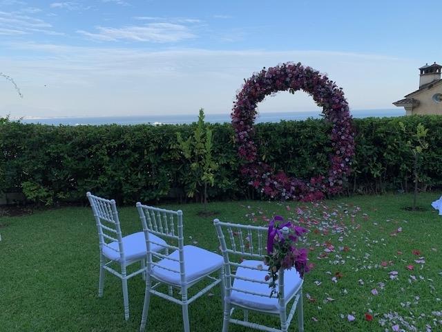 Un matrimonio esclusivo in Costiera Amalfitana a Palazzo Suriano