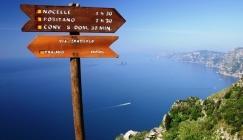 Trekking & hiking on the Amalfi Coast