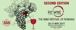 Palazzo Suriano - Exclusive partecipation at the RO Wine - Festival Of Romania