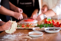 L'esclusivo corso di cucina a Palazzo Suriano