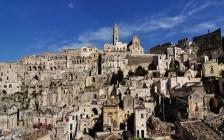 Matera - Tour nella splendida Citta' dei Sassi