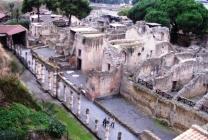 Ercolano (Herculaneum) - Archaeologic site tour