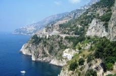 Panorama Costa d'Amalfi