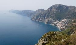 Costa d'Amalfi   Il sentiero degli Dei