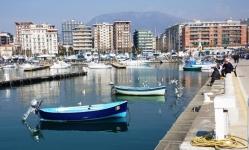 Salerno  porto turistico